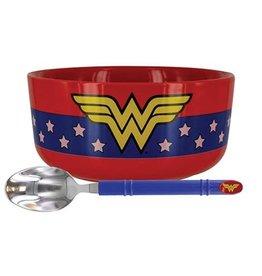 Pretty Strong Wonder Woman Breakfast Set