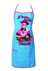 Pretty Strong I Love Lucy Apron