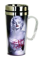 Marilyn Monroe Hot Travel Mug