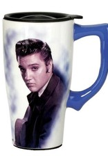Pretty Strong Elvis Presley Travel Mug