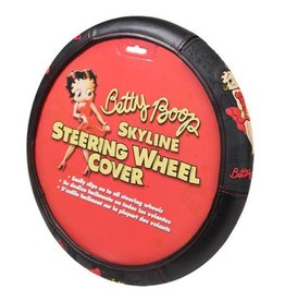 Pretty Strong Betty Boop Steering Wheel Cover