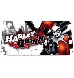 Harley Quinn Vehicle Sunshade