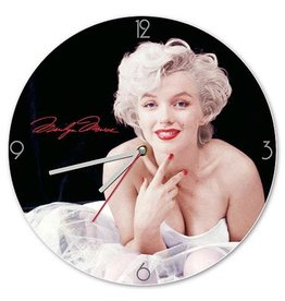 Pretty Strong Marilyn Monroe Wall Clock