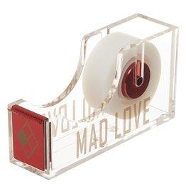 Pretty Strong Harley Quinn Acrylic Tape Dispenser
