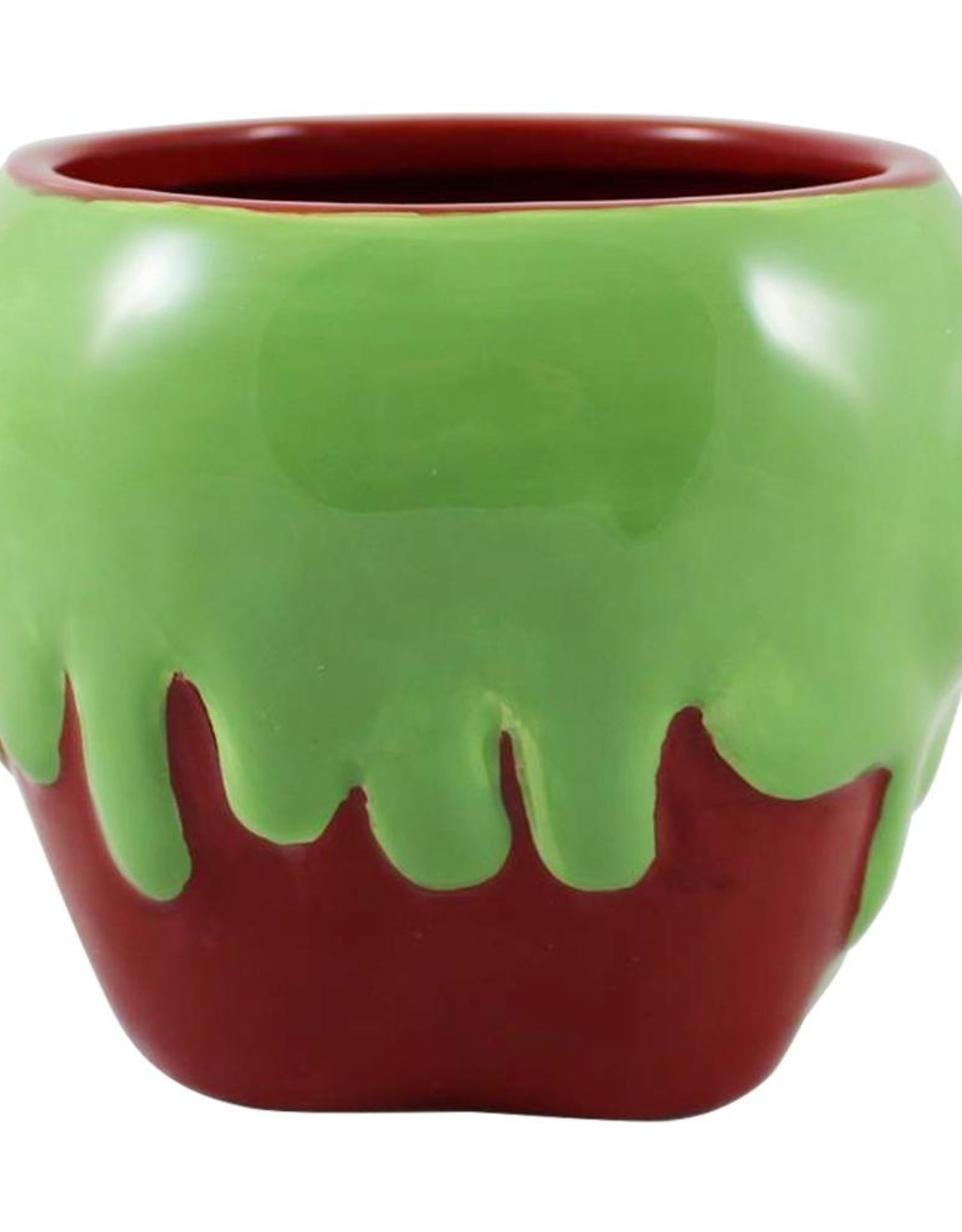 Pretty Strong Poison Apple Sculpted Ceramic Mug