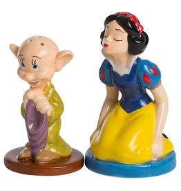 Pretty Strong Snow White & Dopey Salt & Pepper Set