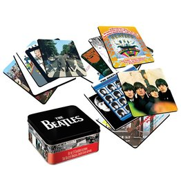 Pretty Strong Beatles Coaster Set