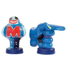 Pretty Strong Beatle's Meanie Salt & Pepper Shakers