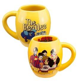Beatles Oval Mug