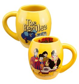 Pretty Strong Beatles Oval Mug