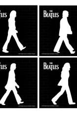 Pretty Strong Beatles's Abbey Rd. Coaster Set