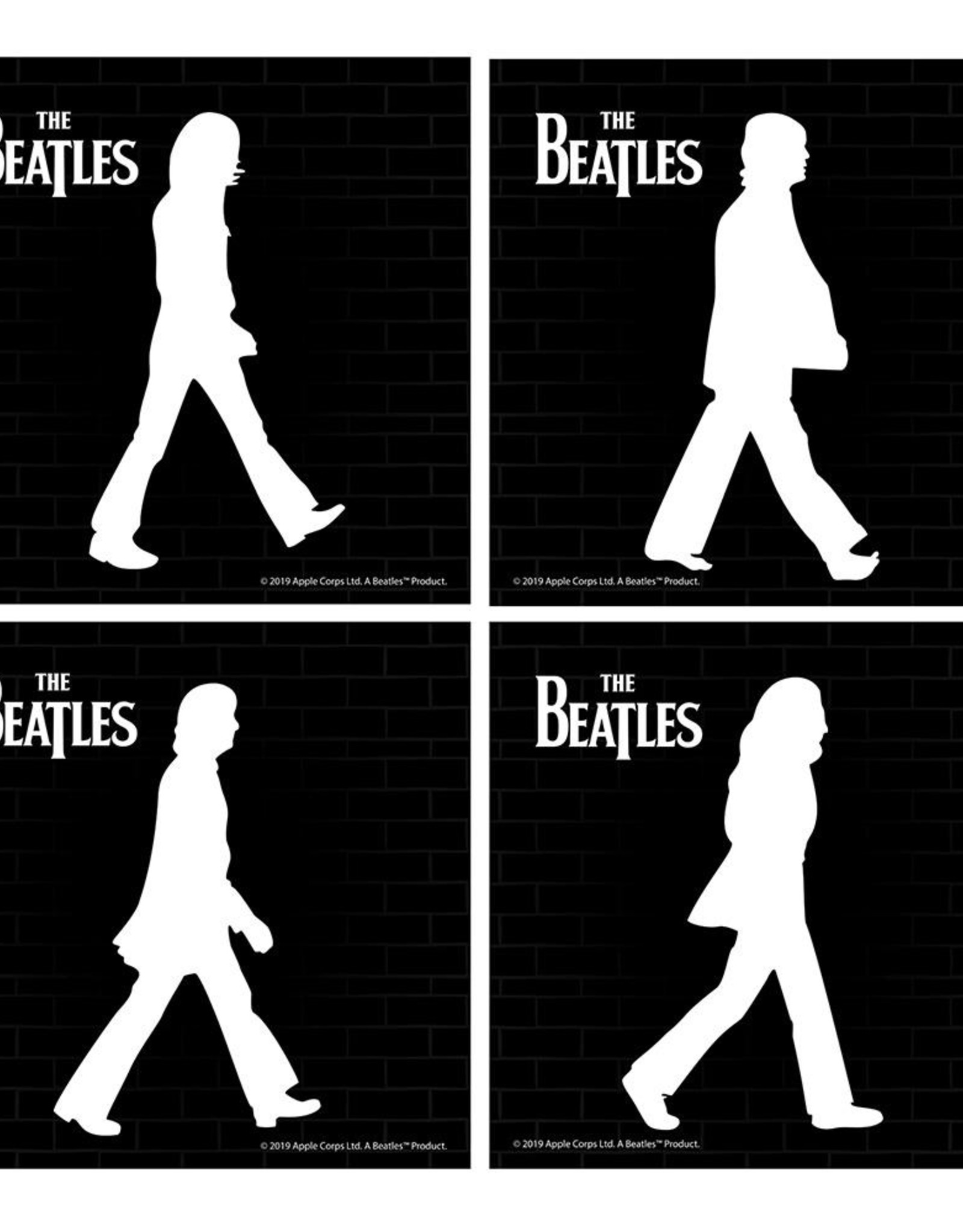 Beatles's Abbey Rd. Coaster Set