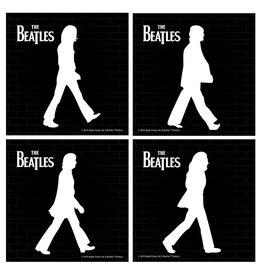 Beatles's Abbey Rd. Coaster Set