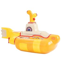 Pretty Strong Yellow Submarine Cookie Jar