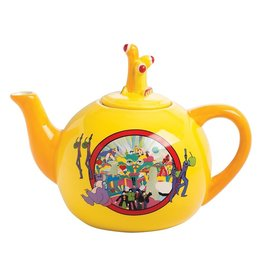 Pretty Strong Yellow Submarine Teapot