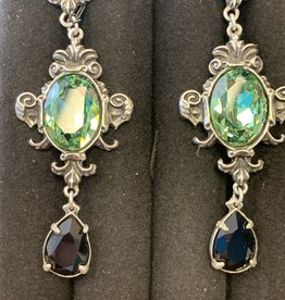 Pretty Strong Queen of the Night Earrings