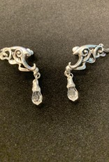 Pretty Strong Wings of Eternity Earrings