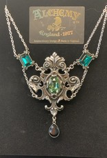 Pretty Strong Queen of the Night Necklace