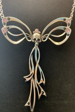 Pretty Strong Gothic Matrimony Necklace