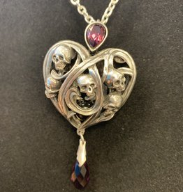 Pretty Strong Keepers of Tyrian Pendant