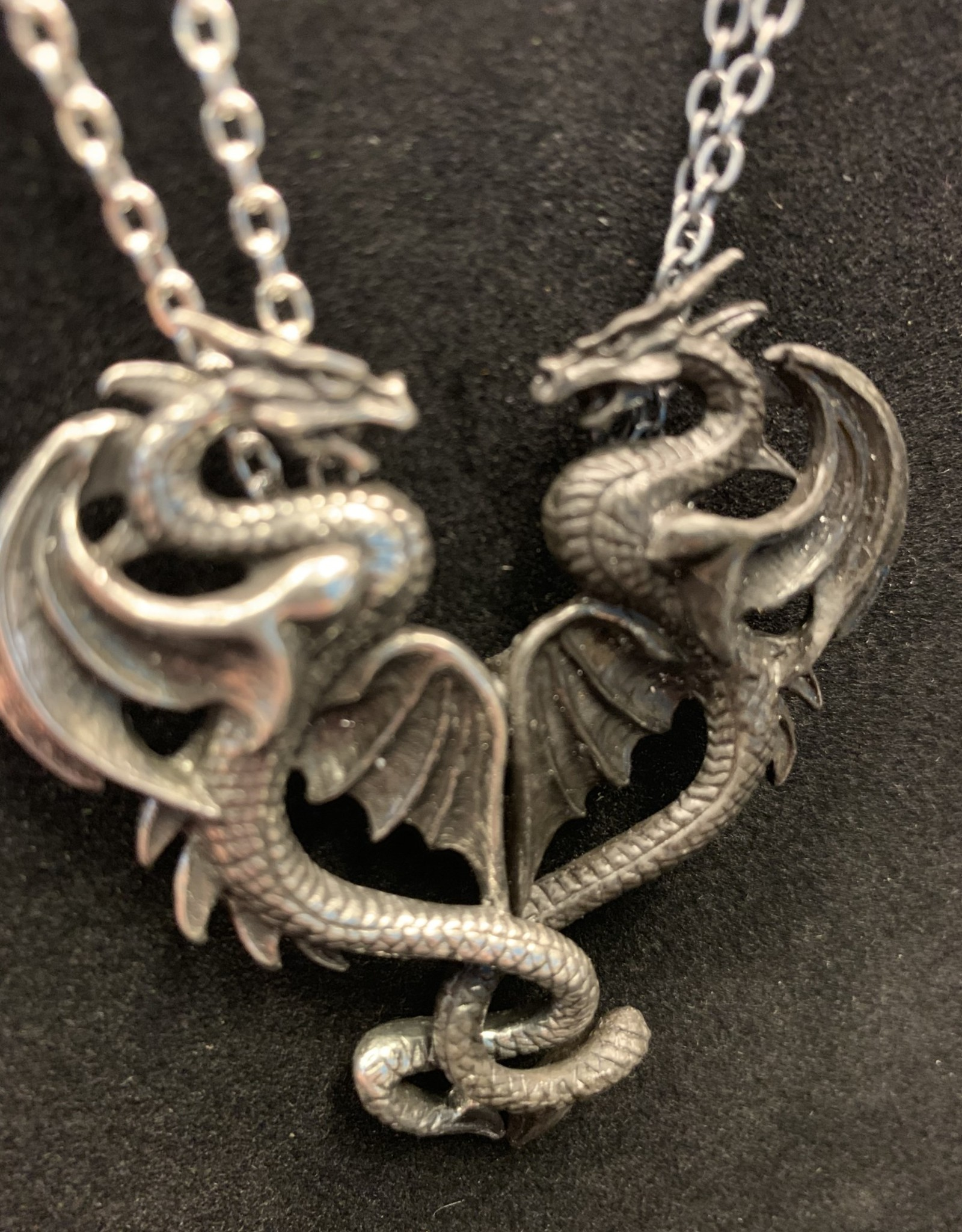 Pretty Strong Draconic Tryst Necklace