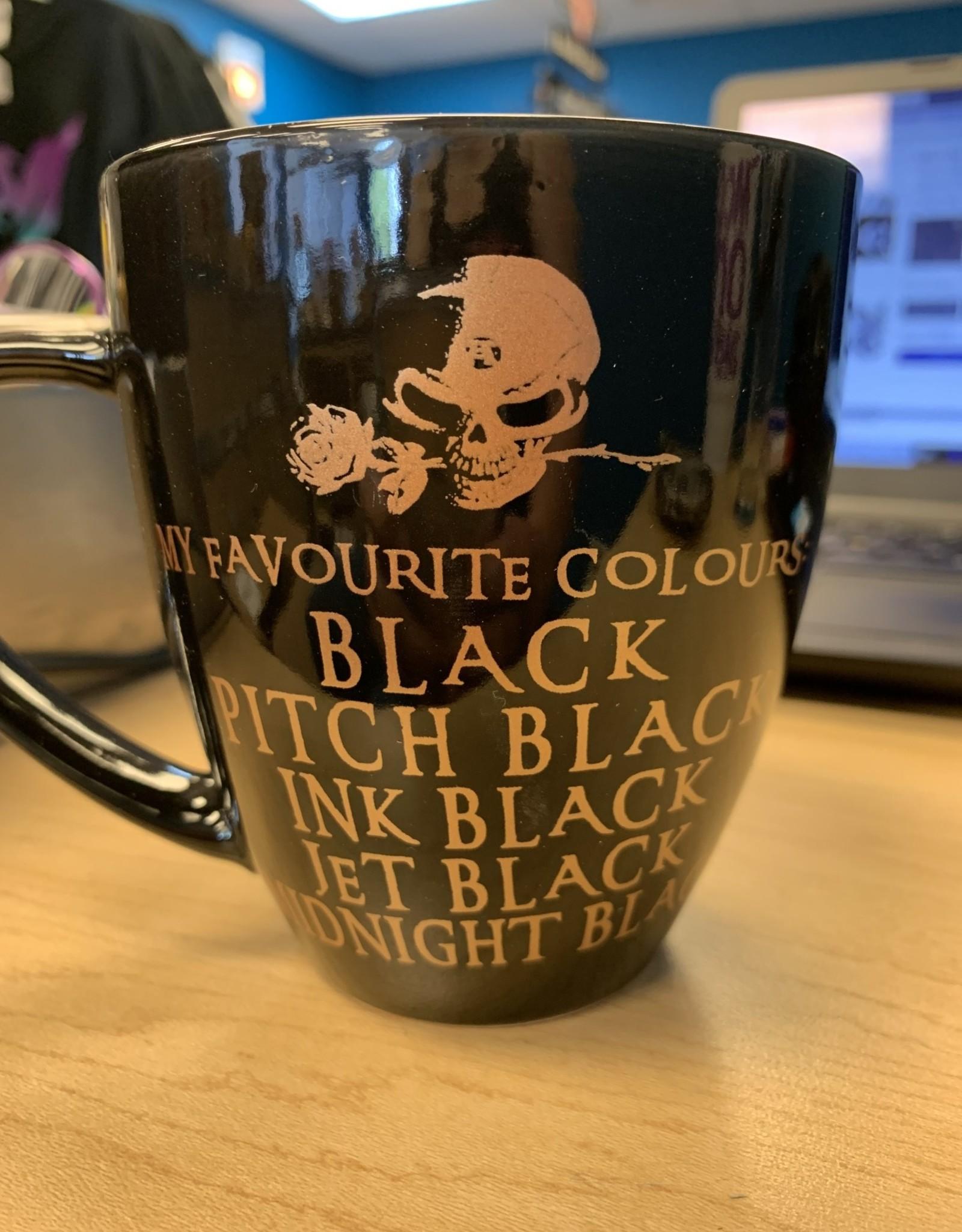 My Favourite Colour Mug