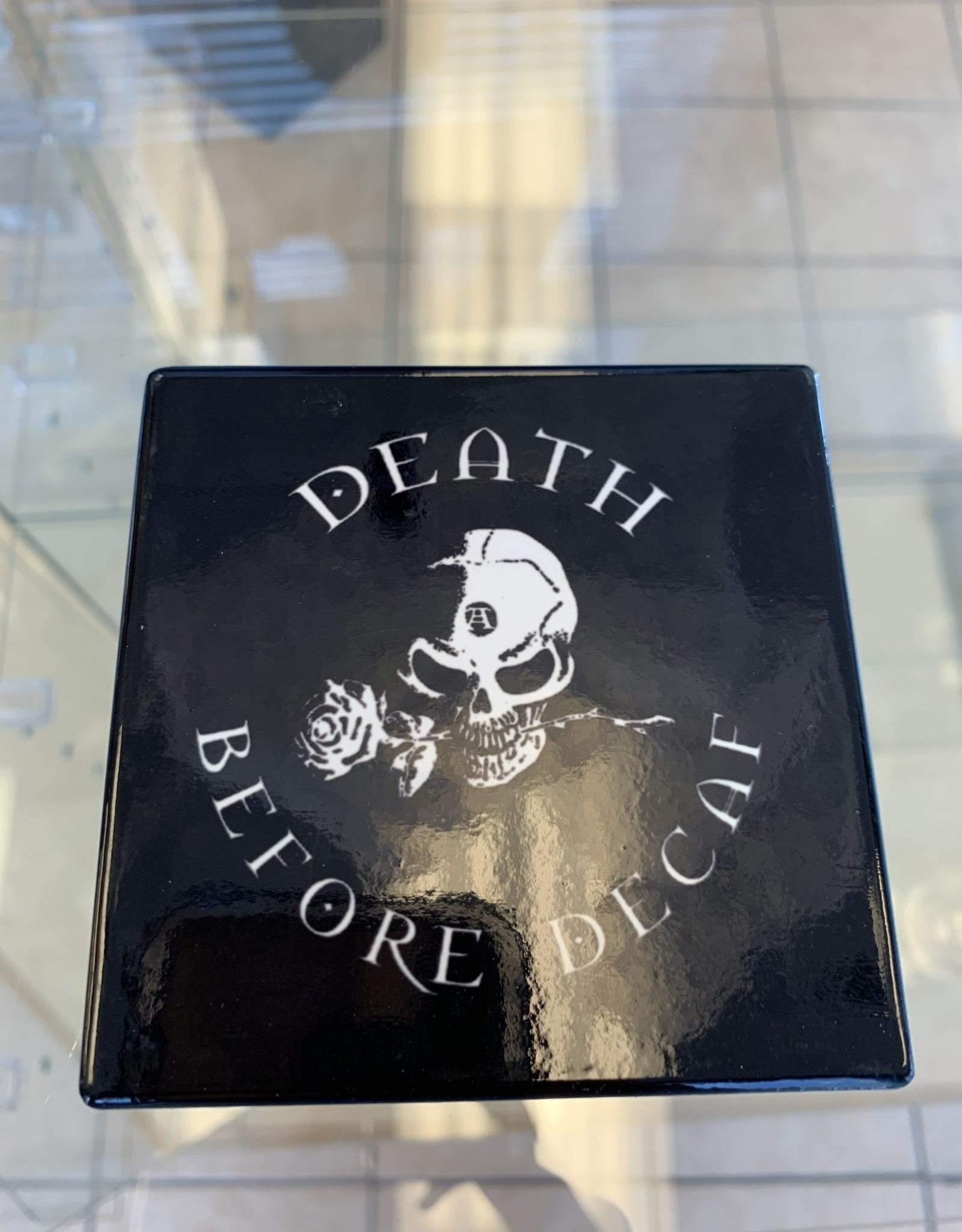 Pretty Strong Death Before Decaf Cioaster