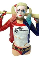 Pretty Strong Harley Quinn Bust Bank