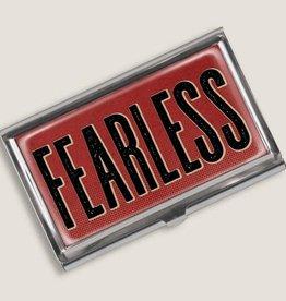 Fearless Business Card Holder