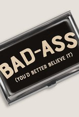 Bad Ass Business Card Holder