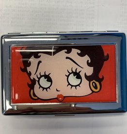 Pretty Strong Betty Boop Card Holder