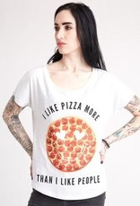 Like Pizza More