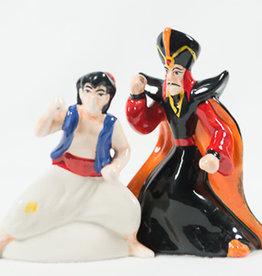 Aladdin Salt & Pepper Shakers