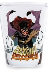 Pretty Strong Batgirl Shotglass