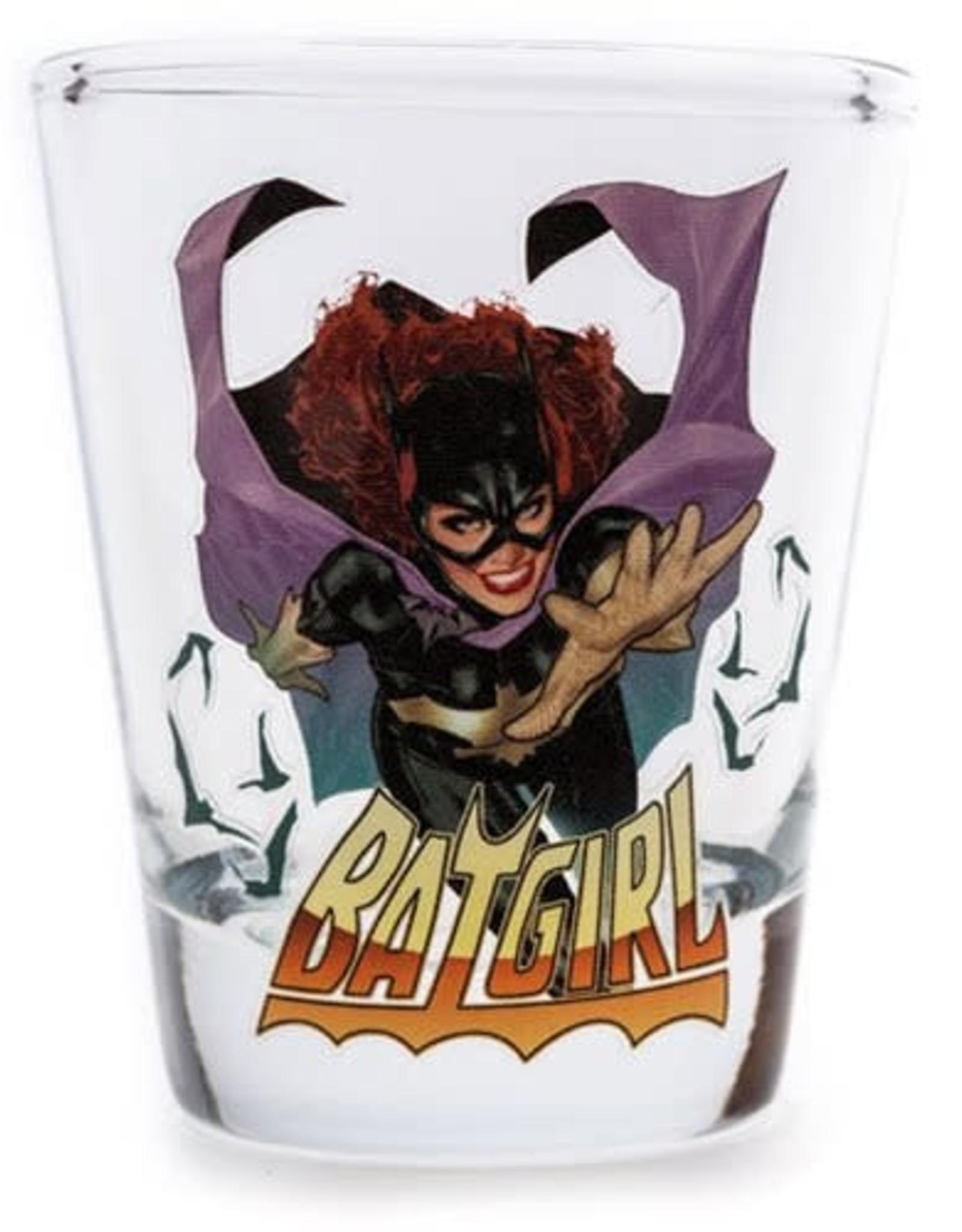 Batgirl Shotglass