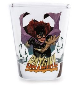 Pretty Strong Batgirl Shotglass