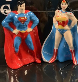 Superman & Wonder Woman S&P Shaker