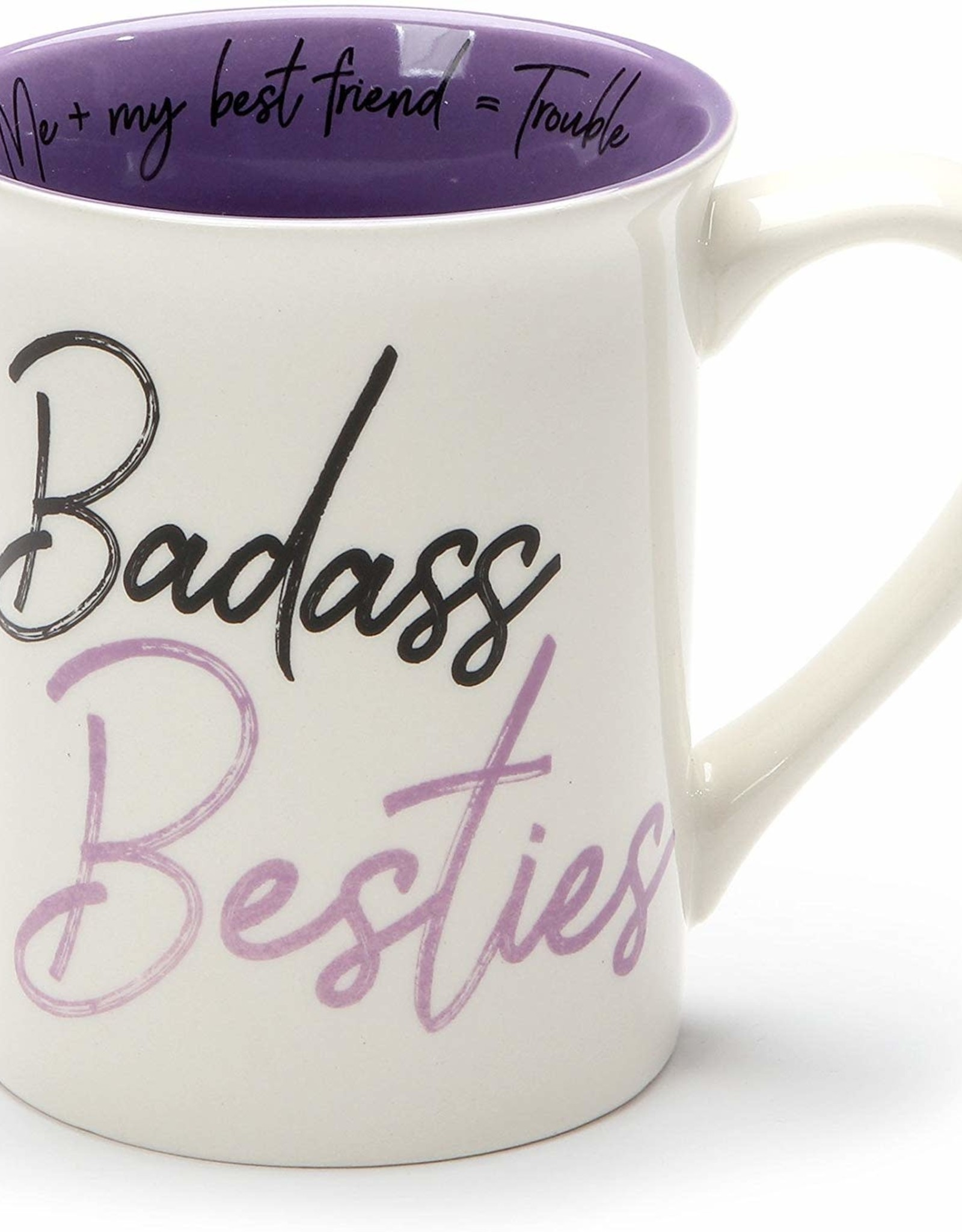 Badass Besties Mug