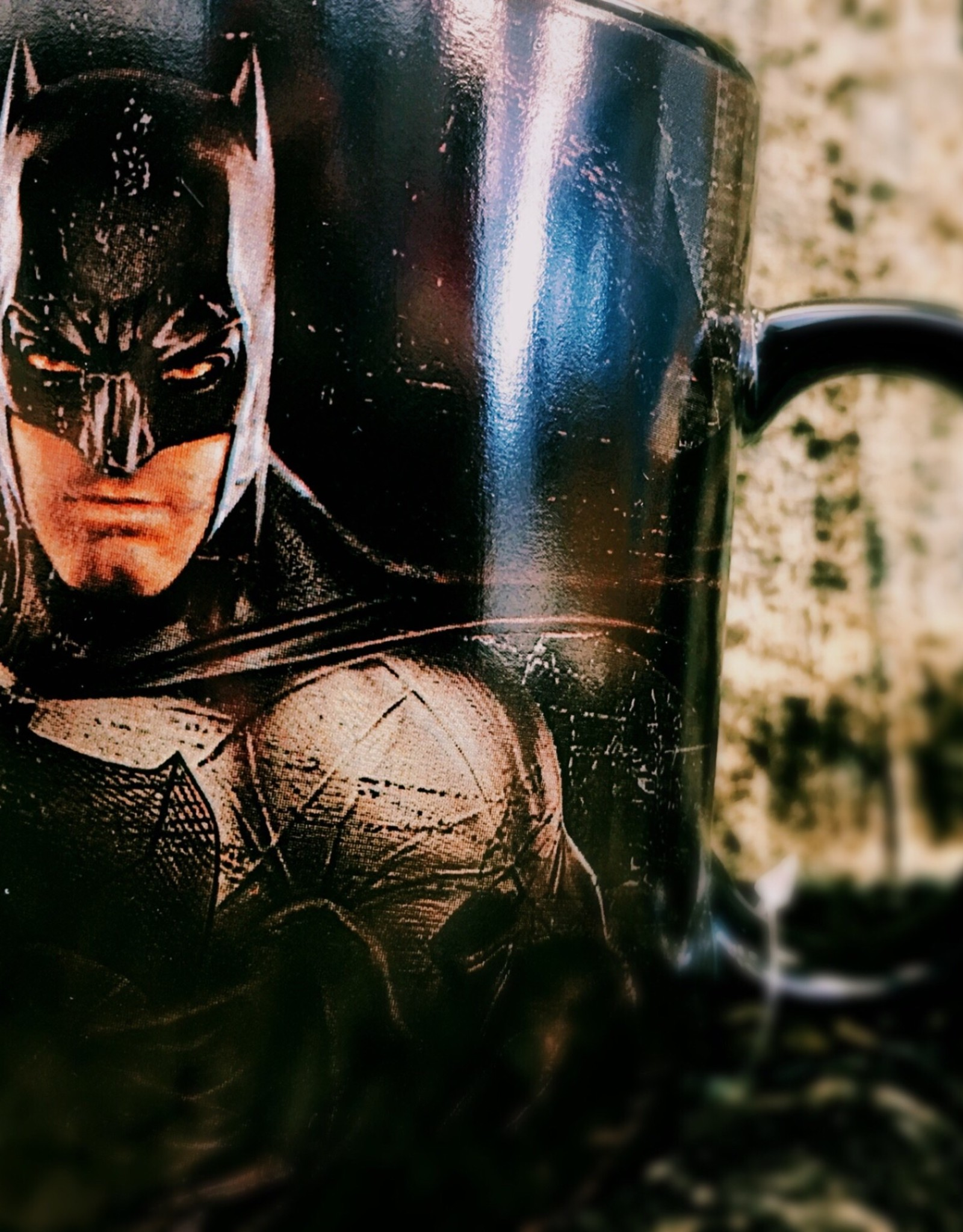 Pretty Strong Superman/Batman Mug