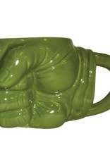 Pretty Strong Hulk Fist Ceramic Mug