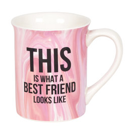 Pretty Strong Friend Mug
