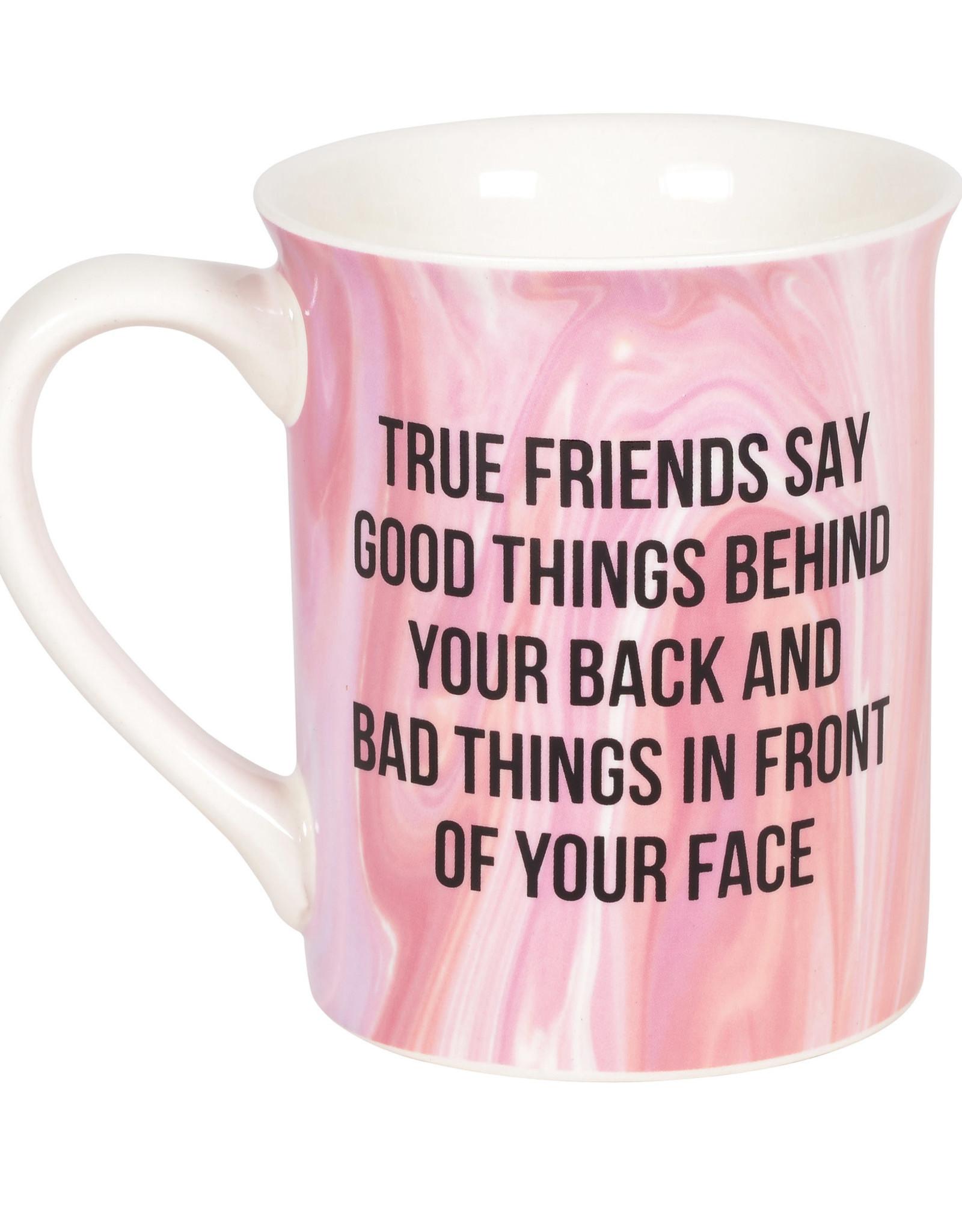 Pretty Strong Friend Mug