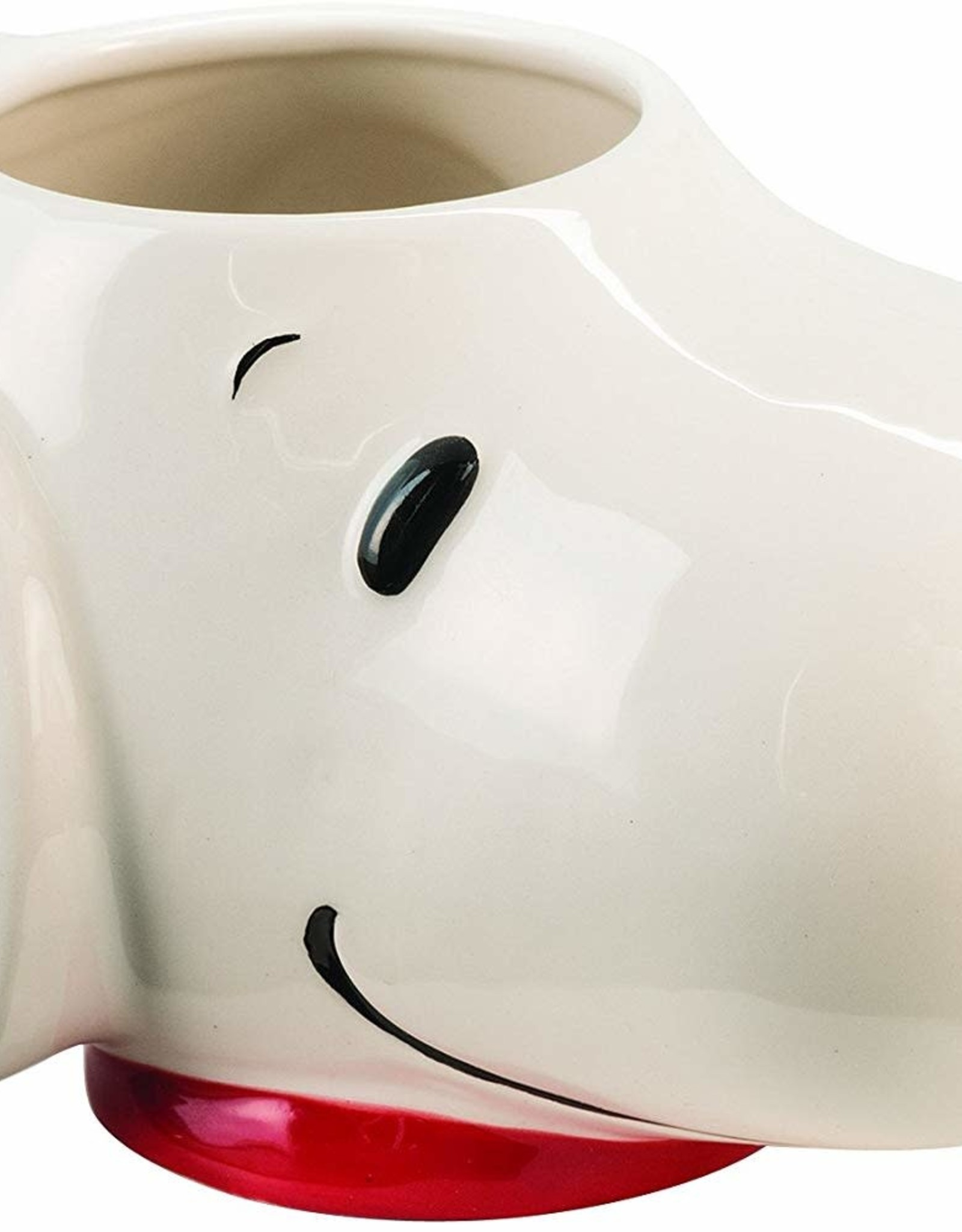 Pretty Strong Peanuts Snoopy Sculpted Mug