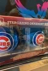 Pretty Strong Cubs Ornament Set