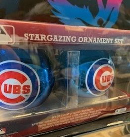 Cubs Ornament Set