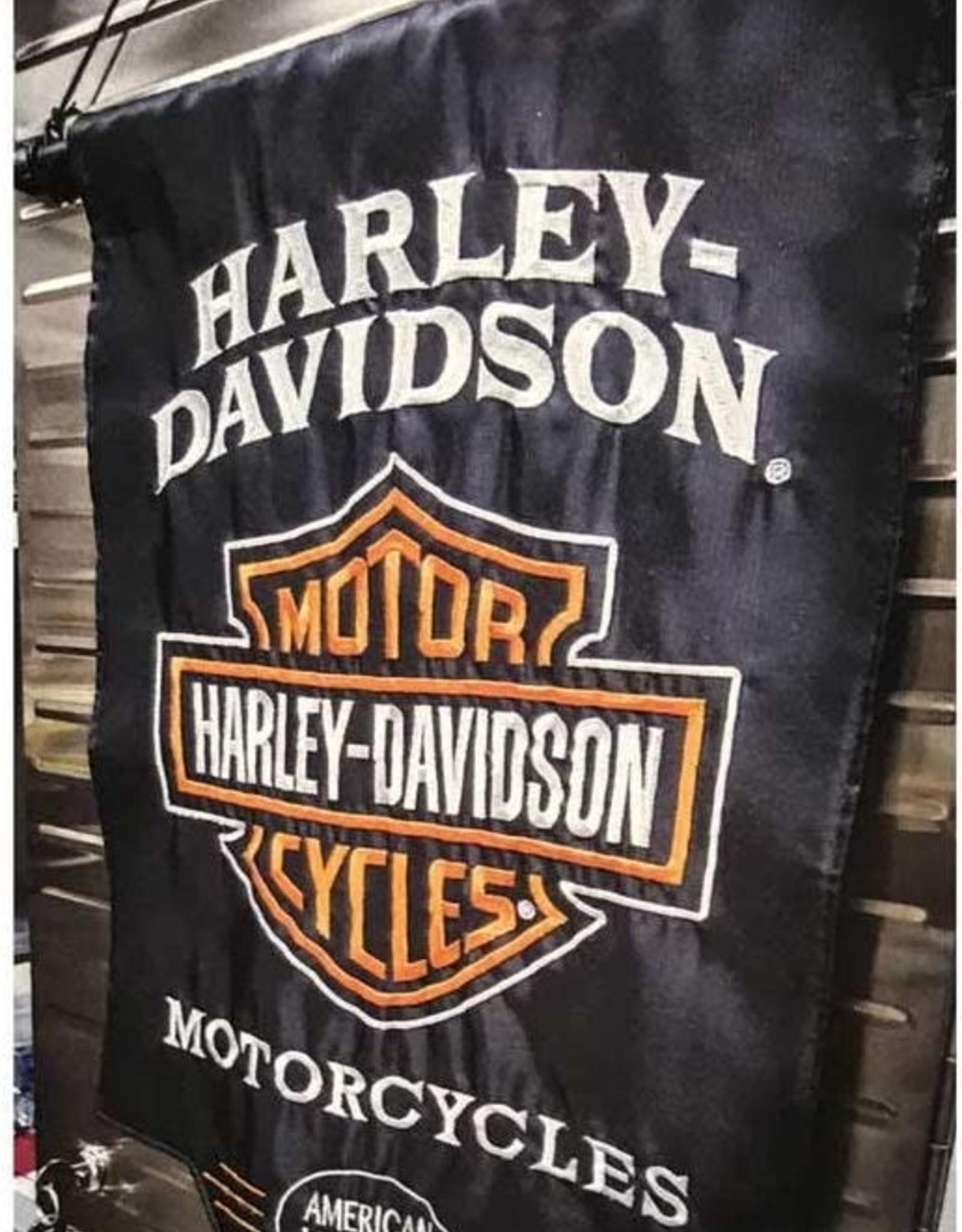 Pretty Strong Harley-Davidson Legend Flag