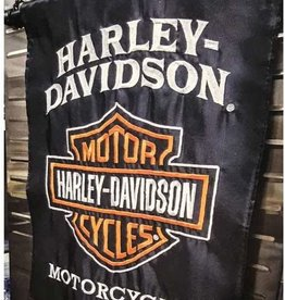 Pretty Strong Harley-Davidson Legend Flag