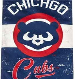 Pretty Strong Cubs Vintage Flag