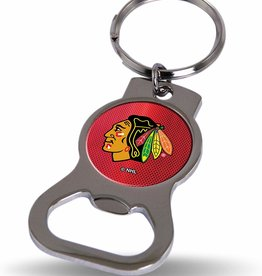 Blackhawks Bottle Opener Keychain