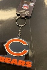 Pretty Strong Bears Rubber Keychain